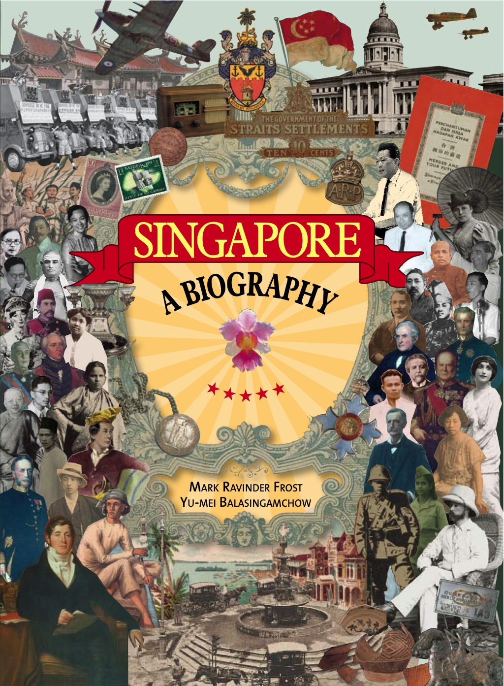 Singapore: A Biography book cover art